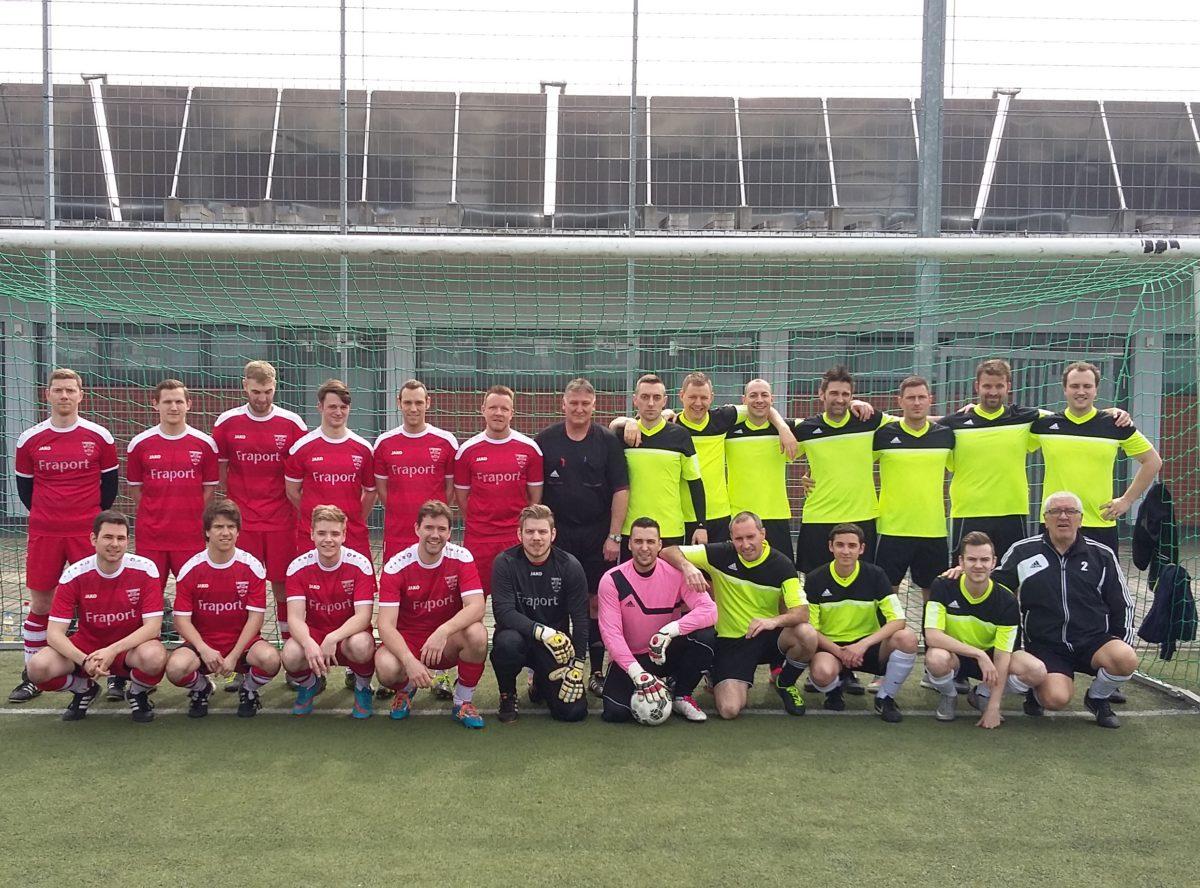 Herren – 7. Spieltag – 2015/16 – @ PVU Kelsterbach