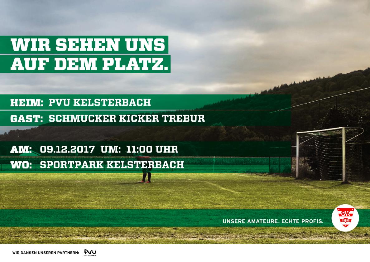 4. Spieltag terminiert – Kelsterbach auswärts