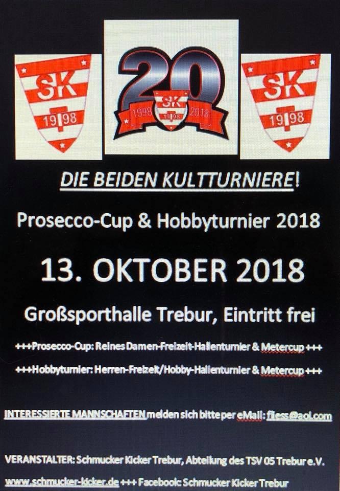 Hobbyturnier & Prosecco-Cup 2018