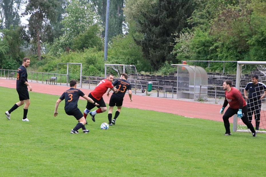 Spielbericht Hobbyrunde 9. Spieltag Saison 17/18