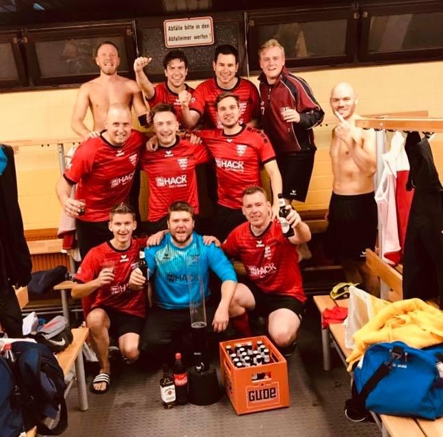 Spielbericht: 1. Spieltag Hobbyrundensaison 2018/2019